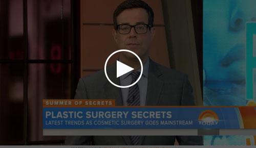 Dr. Levine discusses the latest trends in plastic surgery
